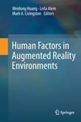 Human Factors in Augmented Reality Environments | auteur onbekend |