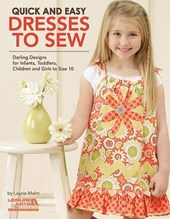 Quick and Easy Dresses to Sew