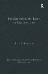 The Structure and Limits of Criminal Law