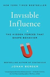 Invisible Influence | Jonah Berger |