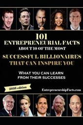 101 Entrepreneurial Facts about 10 of the Most Successful Billionaires