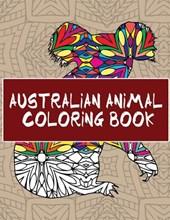 Australian Animal Coloring Book