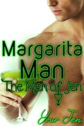 Margarita Man (The Men of Jen, #3)