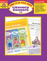 Literacy Centers Grades 2-3 | Evan-Moor Educational Publishers |