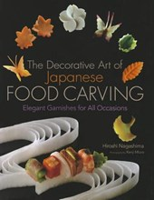Decorative art of japanese food carving