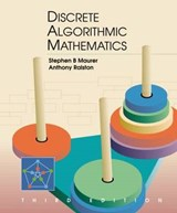 Discrete Algorithmic Mathematics | Stephen B. Maurer & Anthony Ralston |
