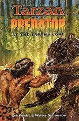 Tarzan vs. Predator at the Earth's Core | Walter Simonson |