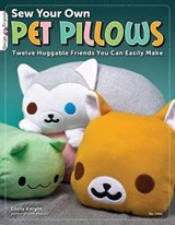 Sew Your Own Pet Pillows | Choly Knight |