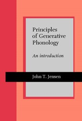 Principles Of Generative Phonology