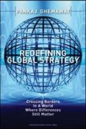 Redefining Global Strategy | P. Ghemawat |
