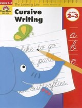Cursive Writing, Grades 2-3 | Evan-Moor Educational Publishers |