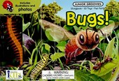 Bugs! Board Book [With 10 Toy Bugs]