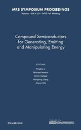 Compound Semiconductors for Generating, Emitting and Manipulating Energy | auteur onbekend |
