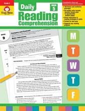 Daily Reading Comprehension, Grade