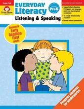 Everyday Lit Listen & Speak, G Pk T.E.