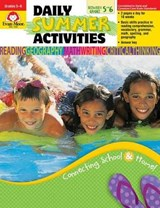 Daily Summer ACT Moving 5th to 6th Grade | Evan-Moor Educational Publishers |