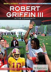 Robert Griffin III in the Community