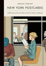 New york drawing | Adrian Tomine |