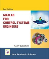Matlab for Control System Engineers | Rao V. Dukkipati |