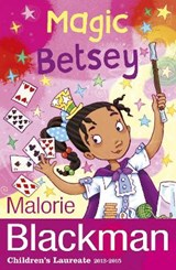 Magic Betsey | Malorie Blackman |