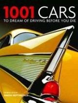1001 cars to dream of driving before you die | Cassell |