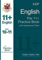 11+ English Practice Book with Assessment Tests Ages 10-11 ( | Richard Parsons |