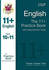 11+ English Practice Book with Assessment Tests Ages 10-11 (