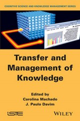 Transfer and Management of Knowledge | Carolina Machado |