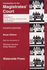 Introduction to the Magistrates Court | Bryan Gibson |