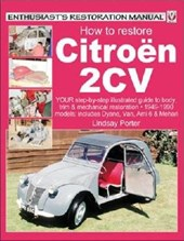 How to Restore Citroen 2cv