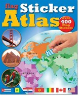 Flag Sticker Atlas | Anna Award |