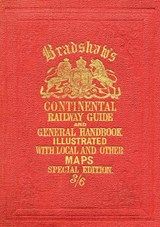 Bradshaw's Continental Railway Guide full edition | auteur onbekend |