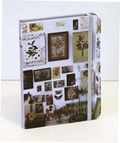 Creative Walls Hardback Mini Notebook