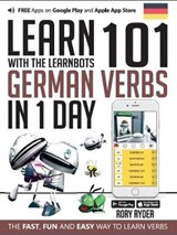 Learn 101 German Verbs in 1 Day with the Learnbots | Rory Ryder |