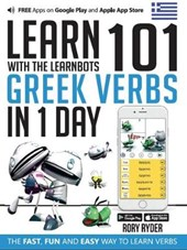 Learn 101 Greek Verbs in 1 Day with the Learnbots