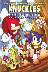 Sonic the Hedgehog Presents Knuckles the Echidna Archives, Volume