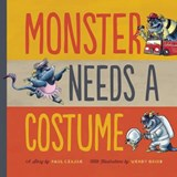 Monster Needs a Costume | Paul Czajak |