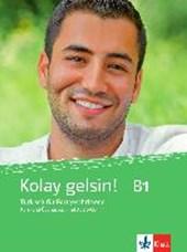 Kolay gelsin! Türkisch für Fortgeschrittene. Kurs- und Übungsbuch mit Audio-CD
