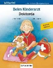 Beim Kinderarzt. Deutsch-Türkisch