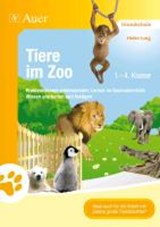 Tiere im Zoo | Heike Jung |