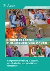 Kinderakademie - zum Lernen verlocken