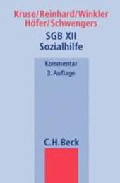 SGB XII Sozialhilfe