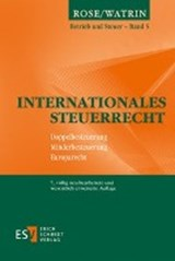 Internationales Steuerrecht | Christoph Watrin |