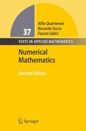 Numerical Mathematics | Alfio M. Quarteroni |