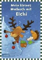 Mein kleines Malbuch: Elchi