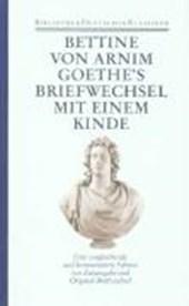 Goethes Briefwechsel mit einem Kinde