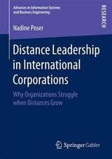 Distance Leadership in International Corporations | Nadine Poser |