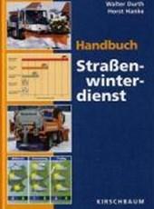 Handbuch Straßenwinterdienst