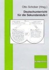 Deutschunterricht für die Sekundarstufe