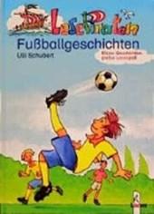Lesepiraten Fußballgeschichten
